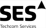ses techcom services logo