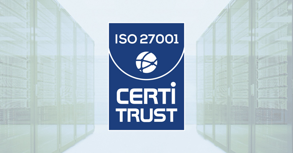 LuxConnect is now ISO 27001 certified